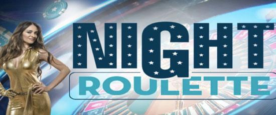 night roulette show star casinò